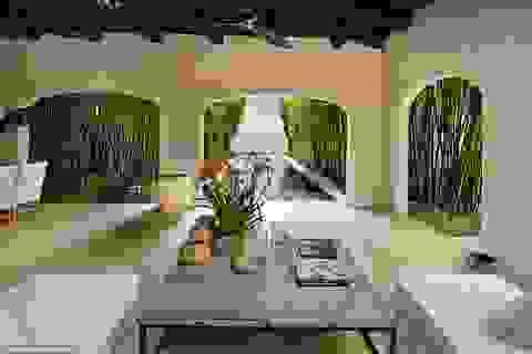 Ngắm siêu dinh thự tuyệt đẹp của Calvin Klein
