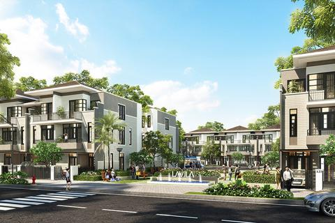 Phân khúc biệt thự - nhà phố đang có mãi lực tốt trên thị trường