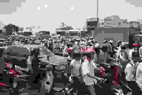 """""""Hoang mang"""" trước con số 84% người dân đồng ý cấm xe máy!"""