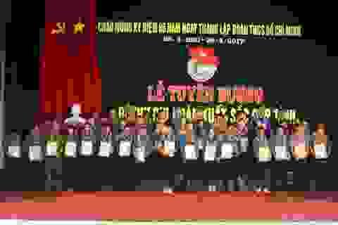 Quảng Trị: Tuyên dương 86 gương mặt tiêu biểu trong hoạt động Đoàn