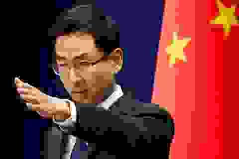 """Trung Quốc """"nổi đóa"""" vì bị quy trách nhiệm trong vấn đề Triều Tiên"""
