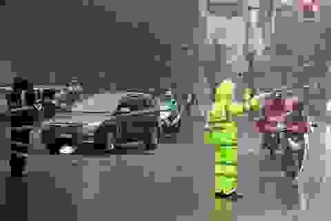 Hà Nội tăng cường 200 cảnh sát cơ động phân luồng giao thông dịp Tết