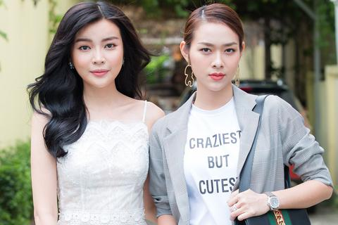 Diệp Bảo Ngọc an ủi khi Cao Thái Hà khủng hoảng chăm cha xạ trị ung thư