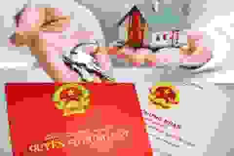 Bộ Tư pháp đề nghị lùi thời điểm có hiệu lực quy định ghi tên cả gia đình lên sổ đỏ