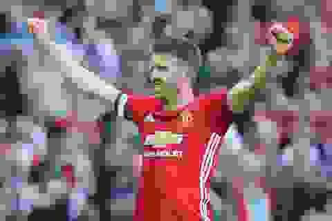 MU chính thức công bố đội trưởng mới thay thế Rooney