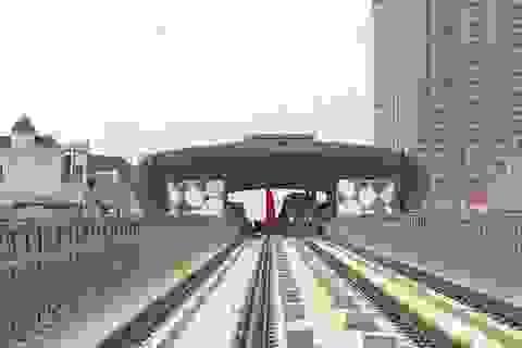 """Trung Quốc """"rót"""" thêm vốn cho đường sắt Cát Linh - Hà Đông"""