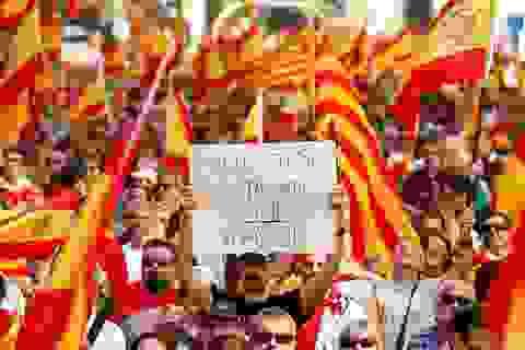 Catalonia sẽ tuyên bố độc lập nếu Tây Ban Nha tước quyền tự trị