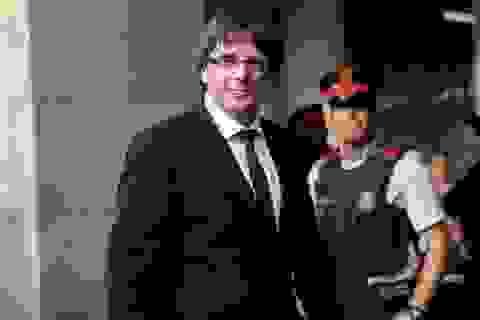 Thủ hiến Catalonia bị phế truất muốn thỏa thuận với Tây Ban Nha