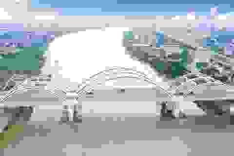 Mãn nhãn với 7 cây cầu vượt sông tại Hà Nội