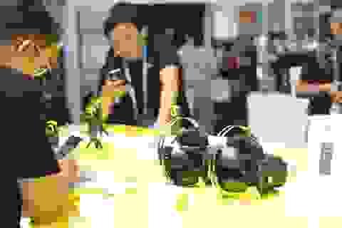 Hàng ngàn người quy tụ trải nghiệm công nghệ tại CES Asia 2017