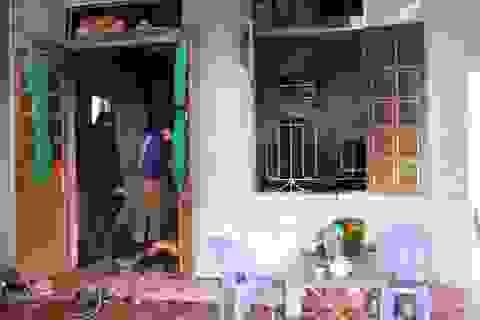 Vụ 2 bố con chết cháy trong nhà: Nghi án bố giết con rồi tự sát