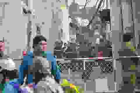 Vụ cháy 4 người chết: Lửa bao trùm căn nhà trong vài phút