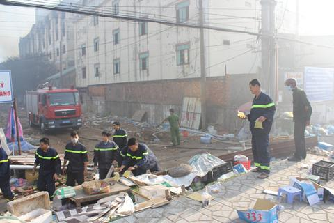 Cần Thơ báo cáo Thủ tướng Chính phủ về vụ cháy công ty may