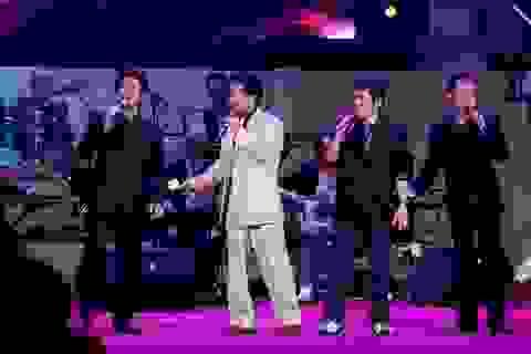 Con trai Chế Linh khao khát được đứng hát cùng cha dưới một ánh đèn