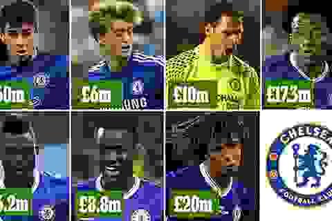 """Chelsea """"ngập trong tiền"""" vì bán cầu thủ năm 2017"""