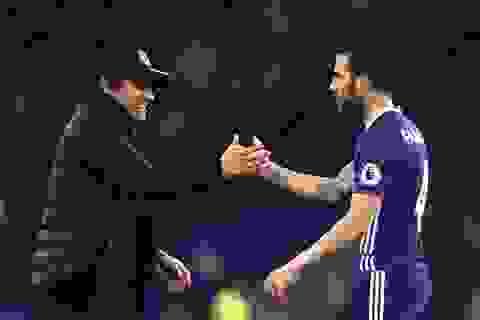 Nhìn lại chiến thắng vất vả của Chelsea trước Swansea