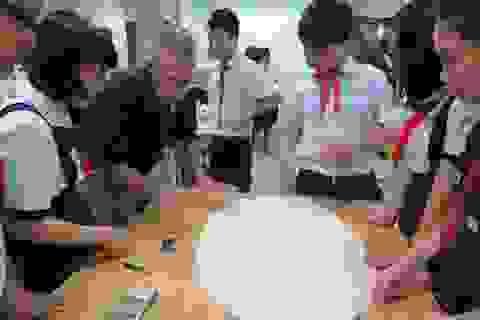 """Trang bị kỹ năng """"thế kỷ 21"""" cho học sinh"""