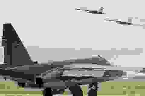 Chiến đấu cơ Nga, Syria dội bom san phẳng nhiều mục tiêu IS ở Hama