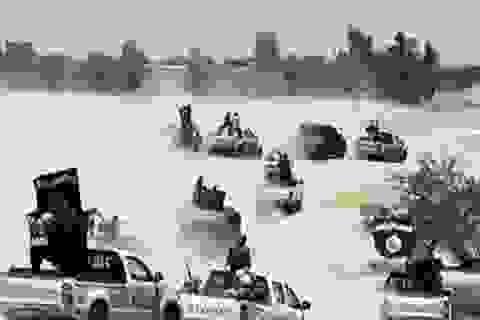 Chiến trường Syria - thế trận cờ tàn