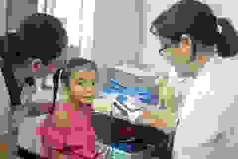 Tầm soát miễn phí chậm tăng trưởng chiều cao cho trẻ