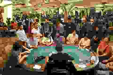 Bộ Tài chính muốn giám sát toàn diện các giao dịch tại casino