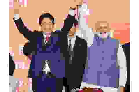 Nhật - Ấn hợp tác kiềm chế Trung Quốc