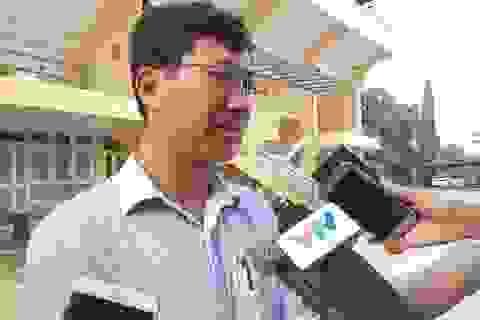 """Chủ đầu tư bãi giữ xe ủi """"bay"""" mộ vợ vua Nguyễn xin lỗi, hứa làm lại mộ"""