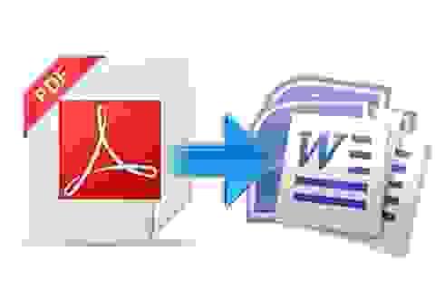 Phần mềm chuyên nghiệp dễ dàng chuyển đổi file PDF sang Word để chỉnh sửa nội dung