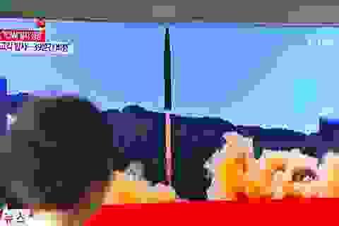 Mỹ biết trước vẫn để Triều Tiên phóng tên lửa liên lục địa