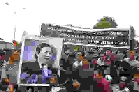 Đà Nẵng chưa đề nghị đặt tên đường Nguyễn Bá Thanh