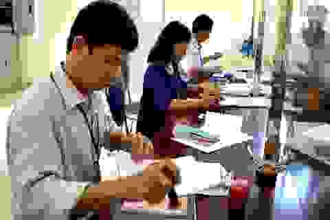 Căn cứ xếp lương khi trúng tuyển công chức