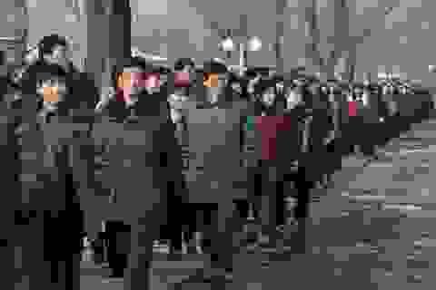 Ông Kim Jong-un ra lệnh rút toàn bộ lao động từ Trung Quốc?