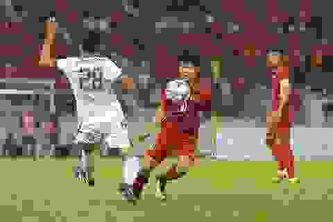 Công Phượng chưa chắc suất đá chính ở trận đấu với Campuchia