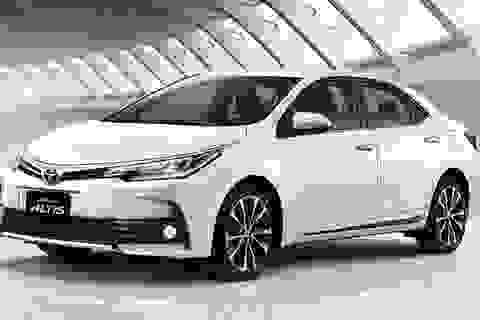 Toyota Corolla Altis 2017 đến Ấn Độ