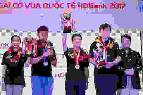 Giải cờ vua quốc tế HDBank: 7 năm chặng đường nâng bước tài năng Việt