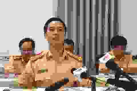"""Trưởng phòng CSGT TPHCM nói gì về nghi vấn """"làm luật"""" ở cửa ngõ sân bay"""