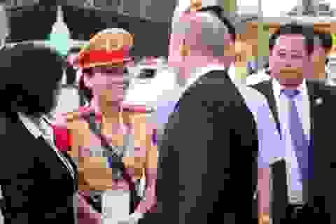 Nữ CSGT duy nhất được Tổng thống Putin bắt tay cảm ơn là ai?
