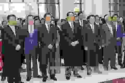 Chủ tịch nước Trần Đại Quang thăm tỉnh Phúc Kiến, Trung Quốc