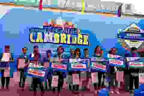 Hà Nội: Tự tin tranh tài cuộc thi Vô địch tiếng Anh