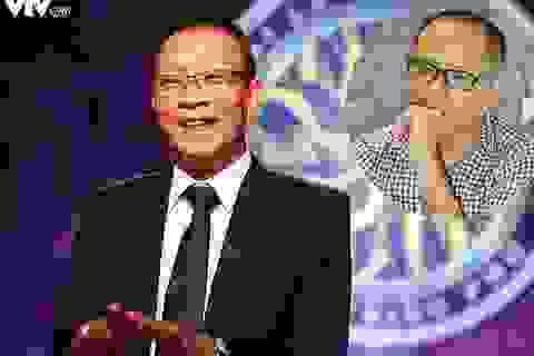 """Cuộc chạm trán giữa Lại Văn Sâm và người thay thế ở """"Ai là triệu phú"""""""