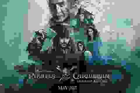 """Hacker lấy cắp """"Cướp biển Caribe 5"""" chưa ra rạp, tống tiền hãng Disney"""
