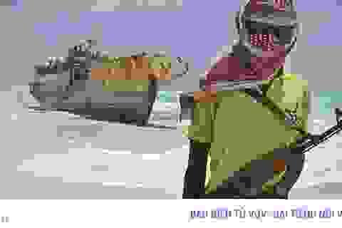 """Du thuyền sang trọng phải giả dạng """"tàu ma"""" vì sợ cướp biển"""