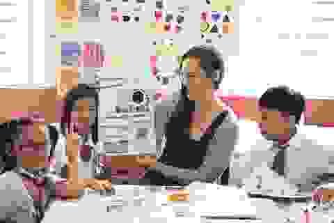 Khởi công xây dựng Trường Quốc tế Bắc Mỹ: Mái trường biến những giấc mơ thành hiện thực