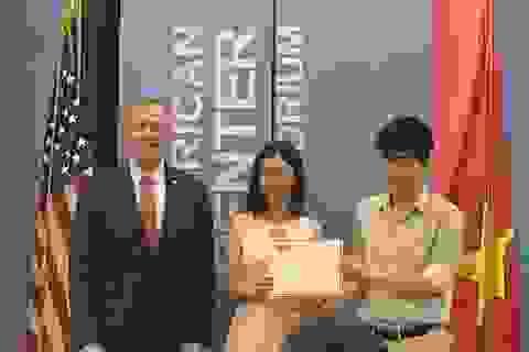 Đại sứ Mỹ ấn tượng với tinh thần khởi nghiệp của giới trẻ Việt Nam