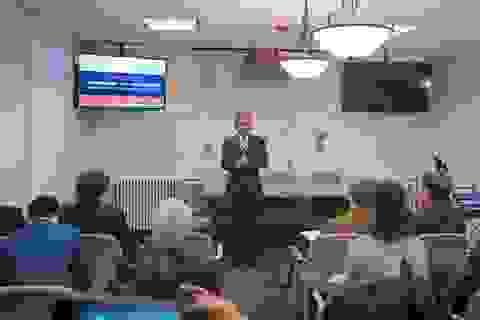 Đại sứ Phạm Quang Vinh: Lợi ích song trùng sẽ thúc đẩy quan hệ Việt-Mỹ