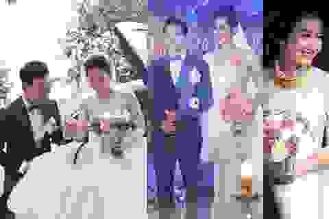 Những đám cưới xa hoa, ngốn tiền tỉ của sao Việt đầu năm 2017