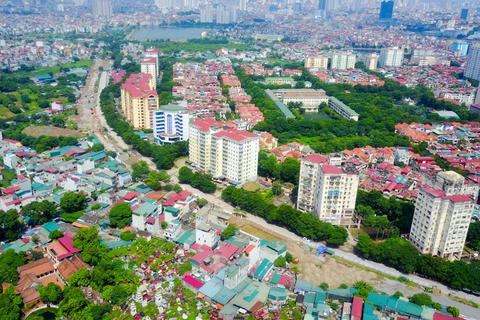 Hà Nội: Đường 600 tỷ đồng một km làm 15 năm chưa xong