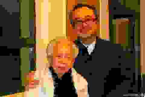 Chuyện chưa kể về NSND Thái Thị Liên - người thầy, người mẹ vĩ đại của NSND Đặng Thái Sơn