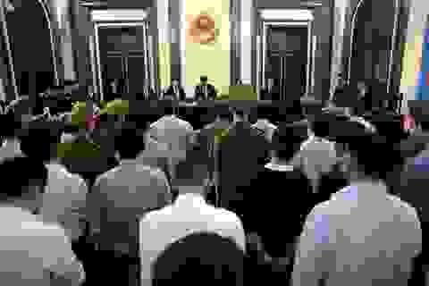 Đại án VNCB: Y án Phạm Công Danh 30 năm tù, bác kháng cáo 25 bị cáo