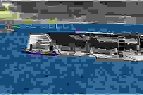Ý tưởng xây dựng thành phố nổi đối phó với mực nước biển dâng